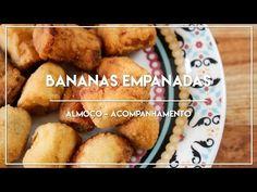 Aprenda a fazer Bananas Empanadas - Youtube - Manga com Pimenta Empanadas, Bananas, Potatoes, Vegetables, Ethnic Recipes, Aso, Videos, Link, Youtube