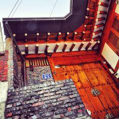 A glimpse at Korean architecture!