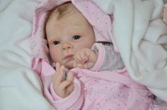 Reborn baby Girl by Precious Moments Nursery LTD Edition 124 or 300