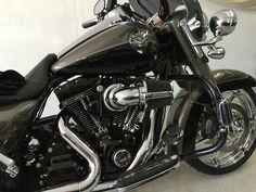 Road King, Motorcycle, Motorbikes, Motorcycles, Choppers