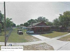 408 Oak Street, Auburndale FL: 2 bedroom, 1 bathroom Single Family residence built in 1960.  See photos and more homes for sale at http://www.ziprealty.com/property/408-OAK-ST-AUBURNDALE-FL-33823/21772059/detail?utm_source=pinterest&utm_medium=social&utm_content=home
