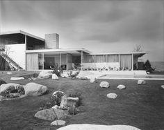Galería de Clásicos de Arquitectura: Casa Kaufmann / Richard Neutra - 2