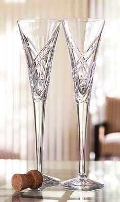 believe flutes by Waterford