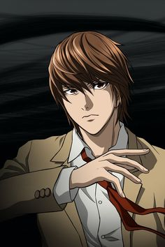Light Yagami Posted by IJ