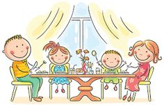 Mealtimes prayers for kids