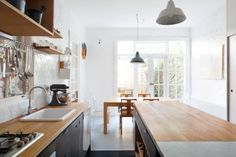 Sarah Trotter, principal of Melbourne interior architecture firm Hearth Studio, has a special passion for kitchen design. An avid cook, she's one half of t