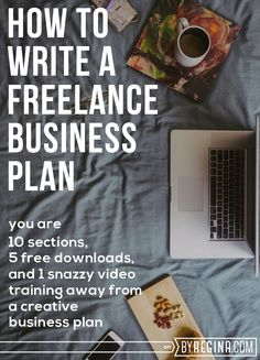 How to Write a #Freelance Business Plan, including a freelance business plan template, a free video training, and other helpful downloads.