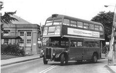 London Bus - Craven-bodied RT Bus