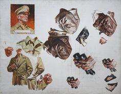 J. C. Leyendecker  General Douglas MacArthur