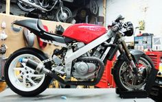 VFR750 with HawkGT style! - Honda Hawk GT Forum