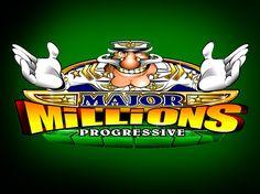 Le casino All Jackpots annonce le bonus Major Millions