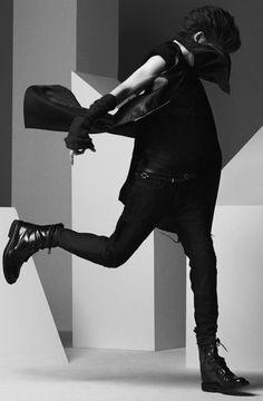 The new Dark Wave Century) Boy Fashion, Fashion Art, Mens Fashion, Bad Boy Style, Cyberpunk Fashion, Male Poses, Comme Des Garcons, Future Fashion, Fashion Styles