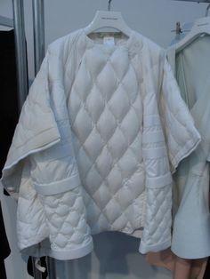 balenciaga fall 2010 collection; the styrofoam jacket