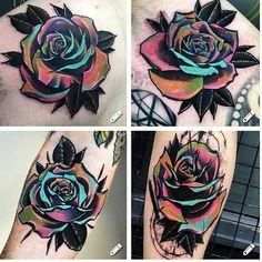 Time Tattoos, Leg Tattoos, Body Art Tattoos, Sleeve Tattoos, Tattos, Gorgeous Tattoos, Pretty Tattoos, Unique Tattoos, Rose Tattoos For Men
