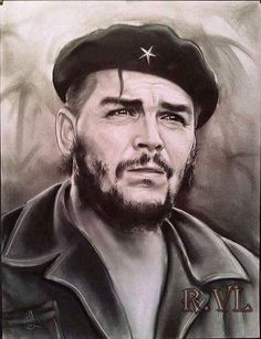 Che Guevara Images, Che Guevara Quotes, Che Quevara, Pawan Kalyan Wallpapers, Caricature, Ernesto Che, Legends And Myths, Actors Images, Fidel Castro