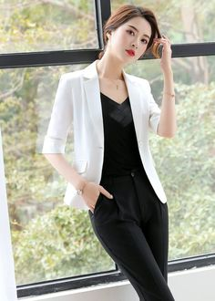 Everyday Casual Outfits, Stylish Work Outfits, Stylish Dresses For Girls, Classy Outfits, Office Fashion Women, Fashion Tv, Korean Fashion, Girl Fashion, Fashion Outfits
