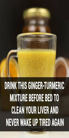 Natural Cures for Arthritis Hands - Drink This Ginger-Turmeric Mixture Before Bed to Cleanse Your Liver And Never Wake Up Tired Again Arthritis Remedies Hands Natural Cures Liver Detox Cleanse, Detox Your Liver, Natural Cure For Arthritis, Natural Cures, Natural Healing, Natural Beauty, Arthritis Remedies, Health Remedies, Arthritis Hands