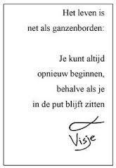 Goed gezegd Visje -;)