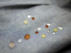 MULTI COLOR ON CHAMBRAY