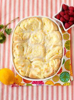 Lemon Cheesecake Morning Buns   Pin My Kitchen ᘡղbᘠ