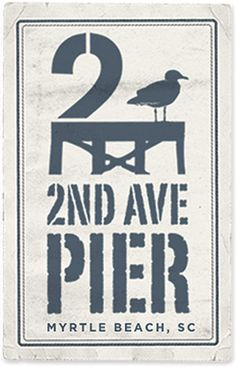 2nd Ave Pier is a Grand Strand landmark that's here to stay! Fishing, food and fun are just a few ways to enjoy this destination. Enjoy their fabulous oceanfront view while dining at Pier House Restau