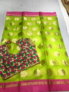 Latest Fancy Sarees Paired With Designer Blouse   Buy ONline Fancy Sarees   Elegant Fashion Wear