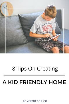Want your trendy furniture and your children in one happy place? Don't think you can have white with your little's running around? Im here to tell you, you can have both happily in one space using my 8 super tips.