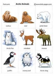 arctic animals free printables - Bing Images
