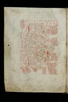 St. Gallen Stiftsbibliothek Cod. Sang. 21 p. 08 by Virtual Manuscript Library of…