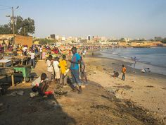 Dakar, Senegal - community action for sustainability - CASwiki Sustainability, Dolores Park, Africa, Street View, Action, Community, Travel, Voyage, Group Action