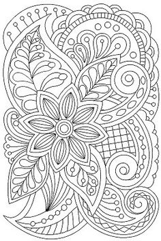 Colours of Summer Embroidery Designs by TTE RFT-0244