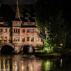 Nuremberg by MartinPerez Martin Perez, Nuremberg Germany, Cities In Germany, Old City, Bavaria, Homeland, Beautiful Landscapes, Castle, Around The Worlds