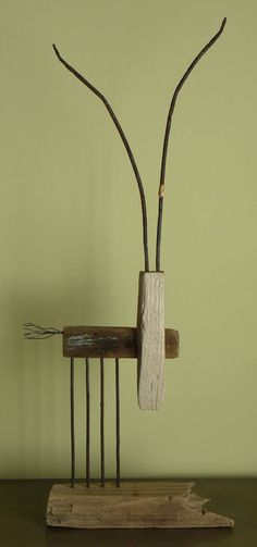 Medium: wood and metalYear Created: 2009