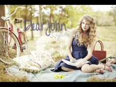 "I'm absolutely in love with the song ""Dear John"" by Taylor Swift."