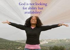 With your faith God can do incredible things through you!