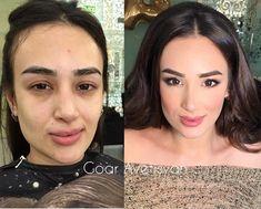 Portal Dicas e Truques: Nunca confie em uma mulher maquiada! O motivo? Estas 28 fotos inacreditáveis.