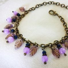 Bracelet vintage style #bracelet  #handmade #jewlery  #handmadejewelry