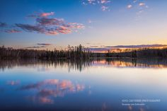 Nature Photography Lake in Northern by SoulCenteredPhotoart