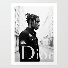 Buy ASAP ROCKY Art Print by edmon. Worldwide shipping available at Society6.com. Just one of millions of high quality products available.