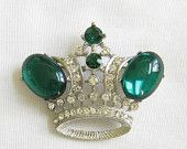 Crown Trifari Vintage Jewelry