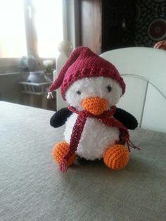 Gezellige  pinguïn