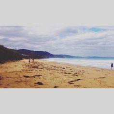 #lorne #lornebeach #victoria #greatoceanroad #summer #ocean #surf #nature by lukas_melbourne