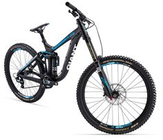 Giant Bicycles carbon 27.5 Glory