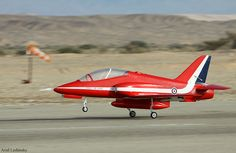 Rc Model Airplanes, Red Arrow, Royal Air Force, Arrows, Fighter Jets, Bae, Aircraft, Remote Control Planes, Aviation