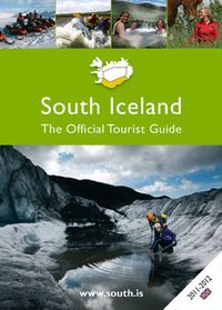Upplýsingar um Suðurland / Good source for everything you deed to know before visiting the south of Iceland