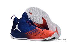 online retailer 29a71 2048d New Jordan Super.Fly 5 Deep Royal Blue Infrared 23 White Online