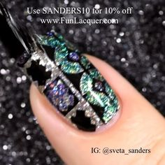 You can use my discount code SANDERS10 for 10% off  www.FunLacquer.com