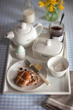 """""""Breakfast in style with Keith's Design    Image courtesy of Keith Brymer Jones"""