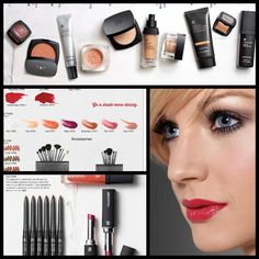 Arbonne Make up! Purest, safest make up you'll ever try. I LOVE THIS! I use their foundation, powder,mascara, eye liner, eyeshadow, PRIMER, lipstick. www.arbonne.com consultant ID# 13817242
