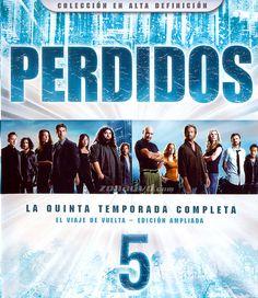 Perdidos. La quinta temporada completa / Dir: Jeffrey Lieber, J.J. Abrams & Diamond Lidelof. Intèrprets: Naveen Andrews, Emilie de Ravine, Matthew Fox.
